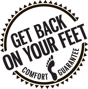 Custom Orthotics Comfort Guarantee by SoleScience