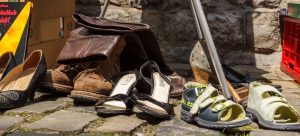 Are Second Hand Shoes Safe to Wear?