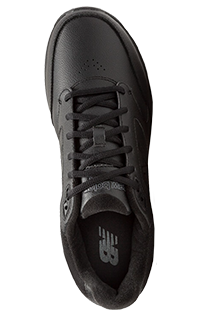 Black performance orthopedic shoes for runners by SoleScience in London ON